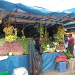 A market in Kerala